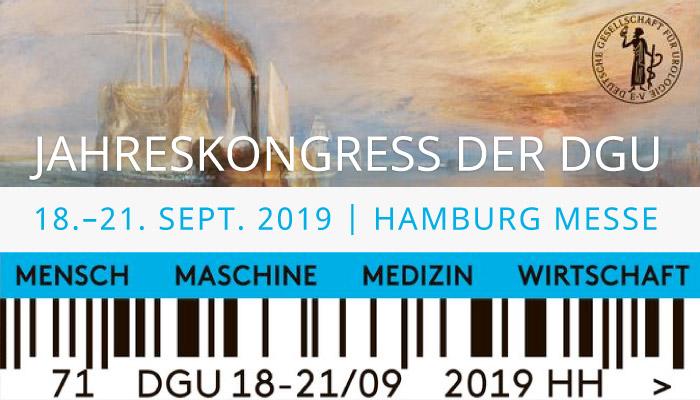 71. Jahreskongress der DGU (Düsseldorf 2019)